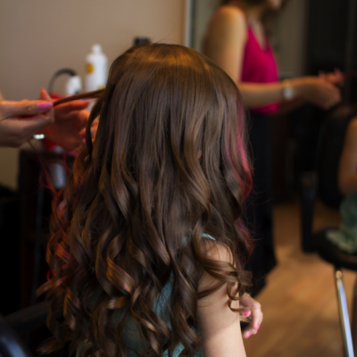 Straight and Curl Salon